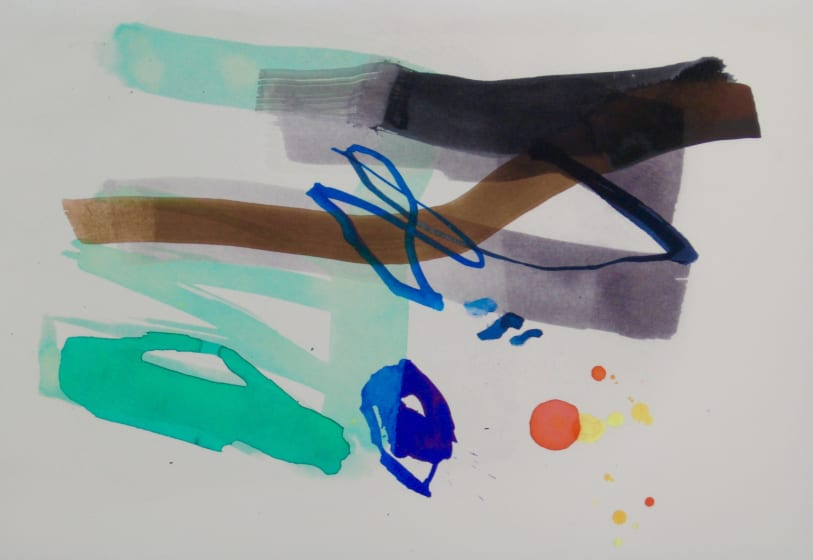 "<div class=""artist""><strong>Jane Lewis ARWS</strong></div><div class=""title""><em>Back From Seattle</em></div><div class=""medium"">ink</div><div class=""dimensions"">29 x 42</div>"