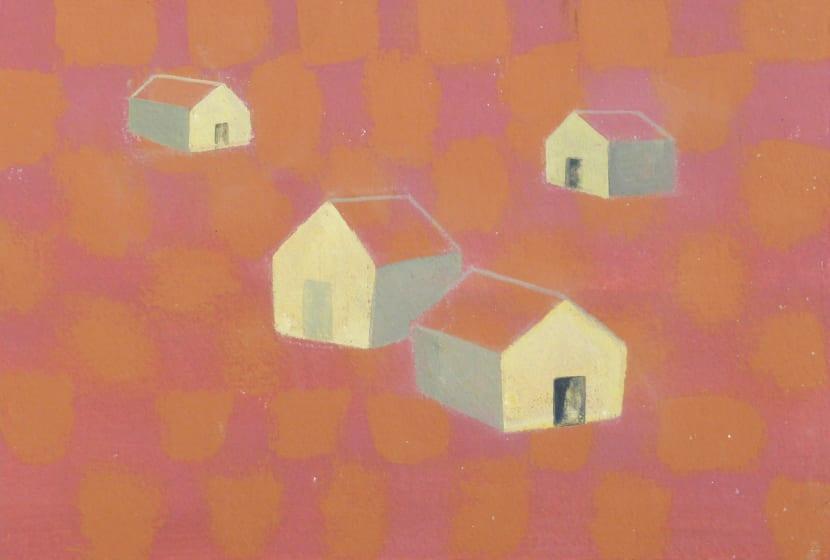 "<span class=""artist""><strong>Caroline McAdam Clark RWS</strong></span>, <span class=""title""><em>Cluster</em></span>"