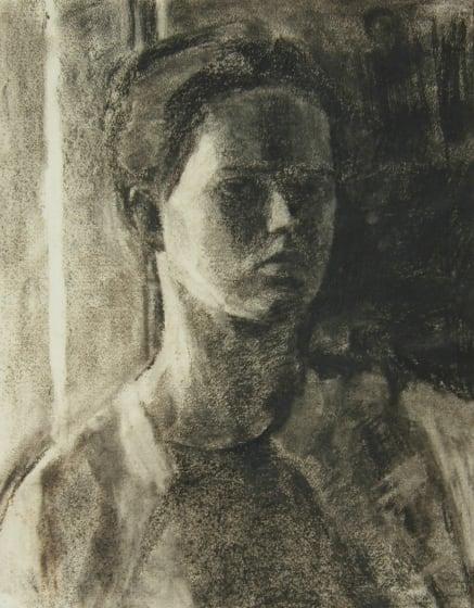 <p><em>Student Self Portrait</em></p>