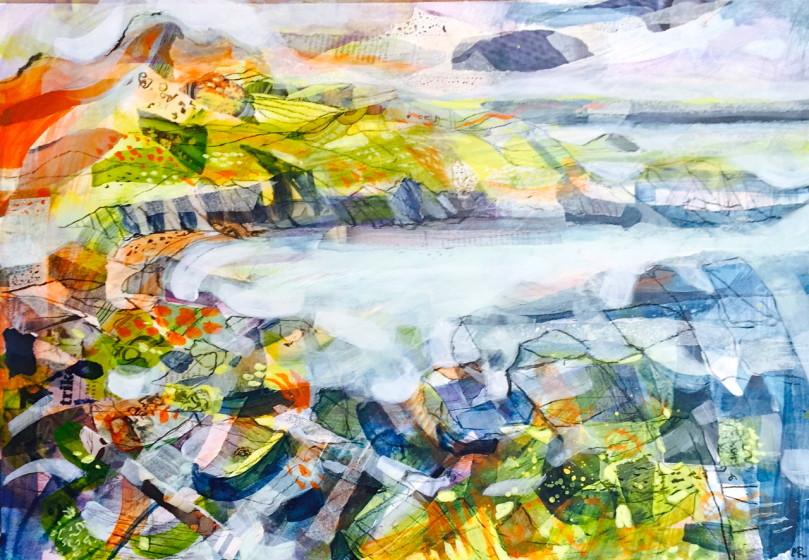<span class=&#34;artist&#34;><strong>Mark Raggett VPRWS</strong></span>, <span class=&#34;title&#34;><em>Carn Llidi</em></span>