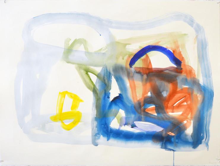 <span class=&#34;artist&#34;><strong>James Faure Walker RWS</strong></span>, <span class=&#34;title&#34;><em>April 27 No. 3</em></span>