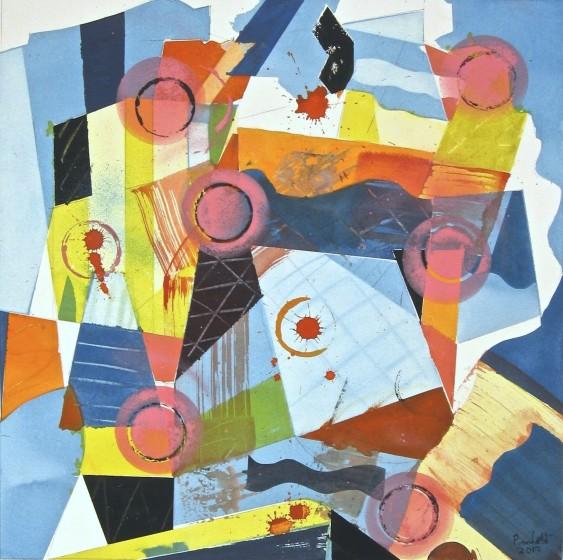 <span class=&#34;artist&#34;><strong>Geoffrey Pimlott RWS</strong></span>, <span class=&#34;title&#34;><em>The Sixth Red Splash</em></span>