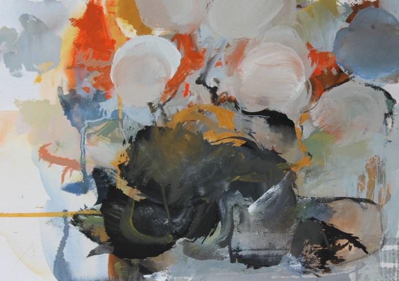 <span class=&#34;artist&#34;><strong>Julie D. Cooper ARWS</strong></span>, <span class=&#34;title&#34;><em>Rocks, Sea Sky</em></span>