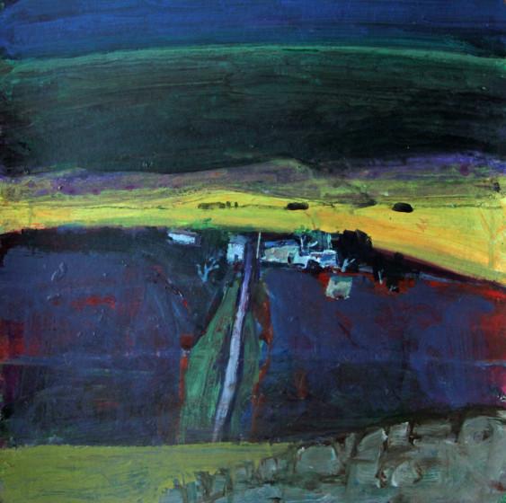 <span class=&#34;artist&#34;><strong>William Selby RWS</strong></span>, <span class=&#34;title&#34;><em>Hill Farm </em></span>