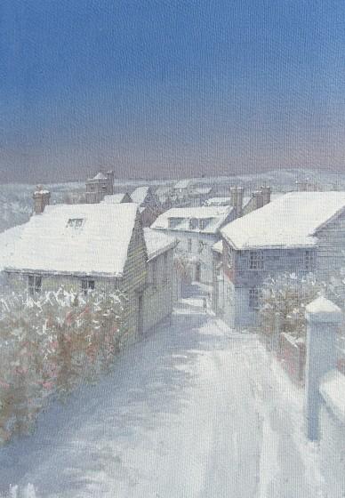 <span class=&#34;artist&#34;><strong>Dennis Roxby Bott RWS</strong></span>, <span class=&#34;title&#34;><em>Chapel Hills, Lewes</em></span>