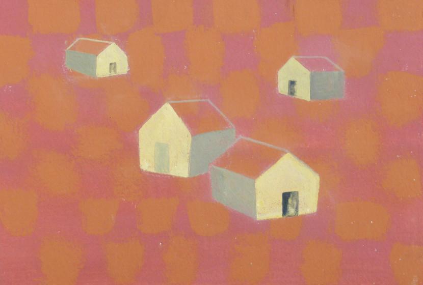<span class=&#34;artist&#34;><strong>Caroline McAdam Clark RWS</strong></span>, <span class=&#34;title&#34;><em>Cluster</em></span>