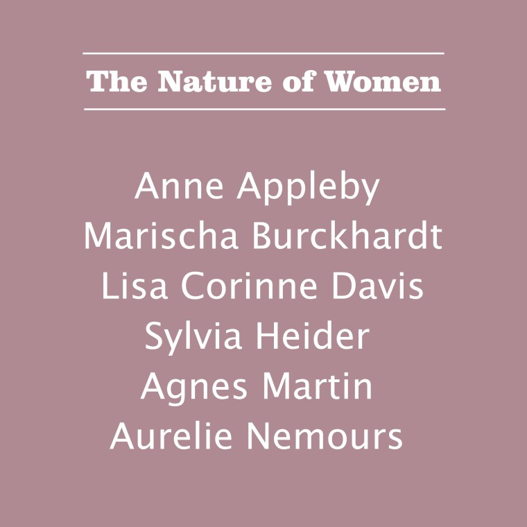 THE NATURE OF WOMEN