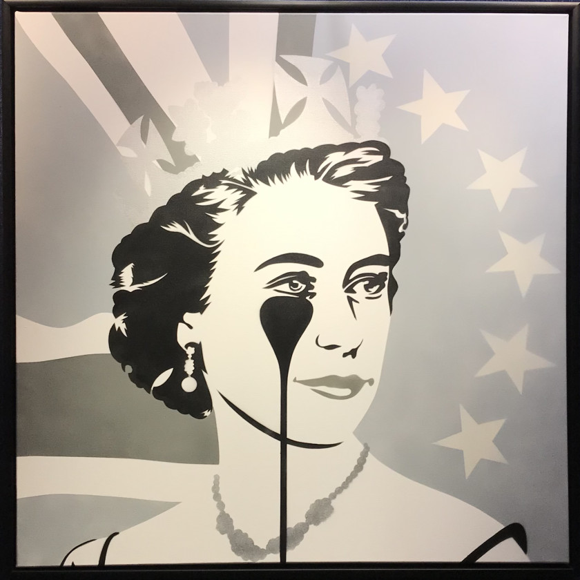 Brexit Nightmare - Monochrome Madness