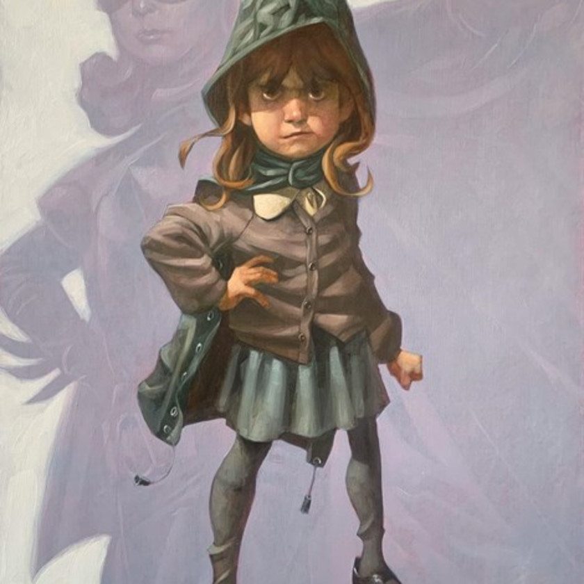 Gotham Girl, 2020