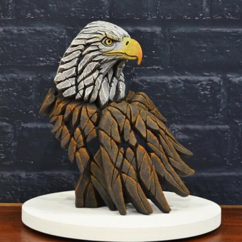 Bald Eagle Bust, 2019