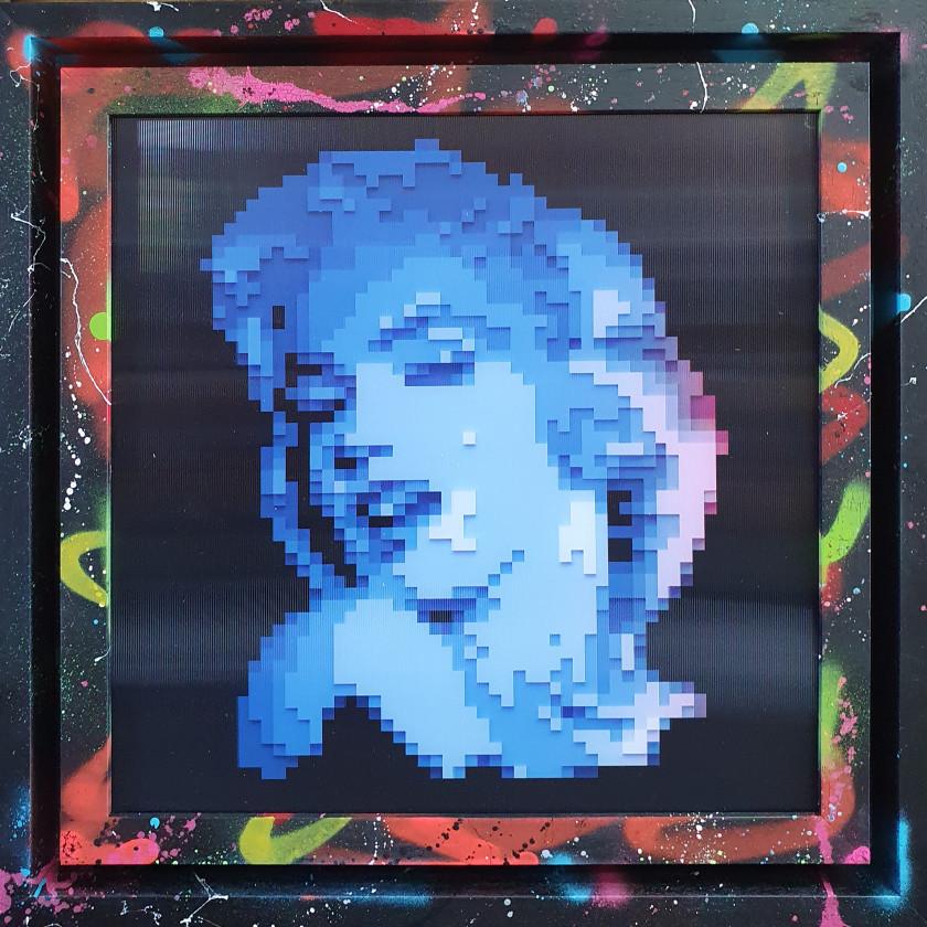 Marilyn Blue , 2020