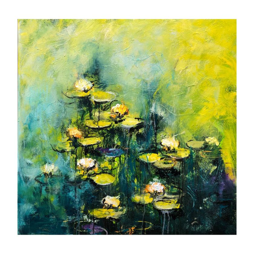 Yellow Lotus, 2020