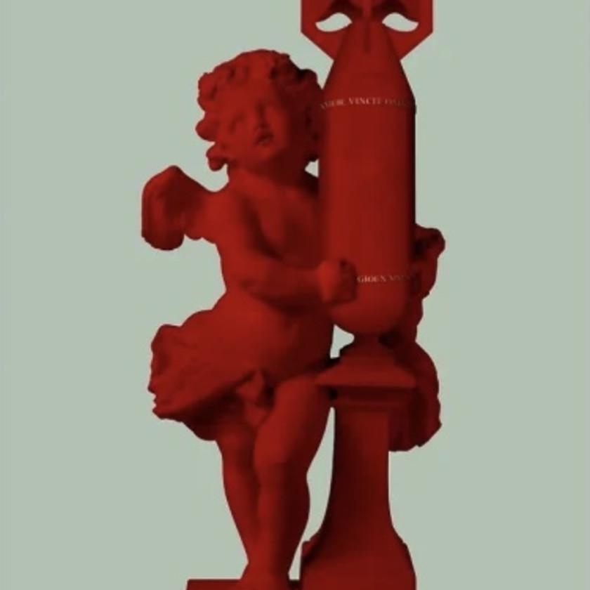 CUPID (AMOR VINCIT OMNIA) - Red, 2020