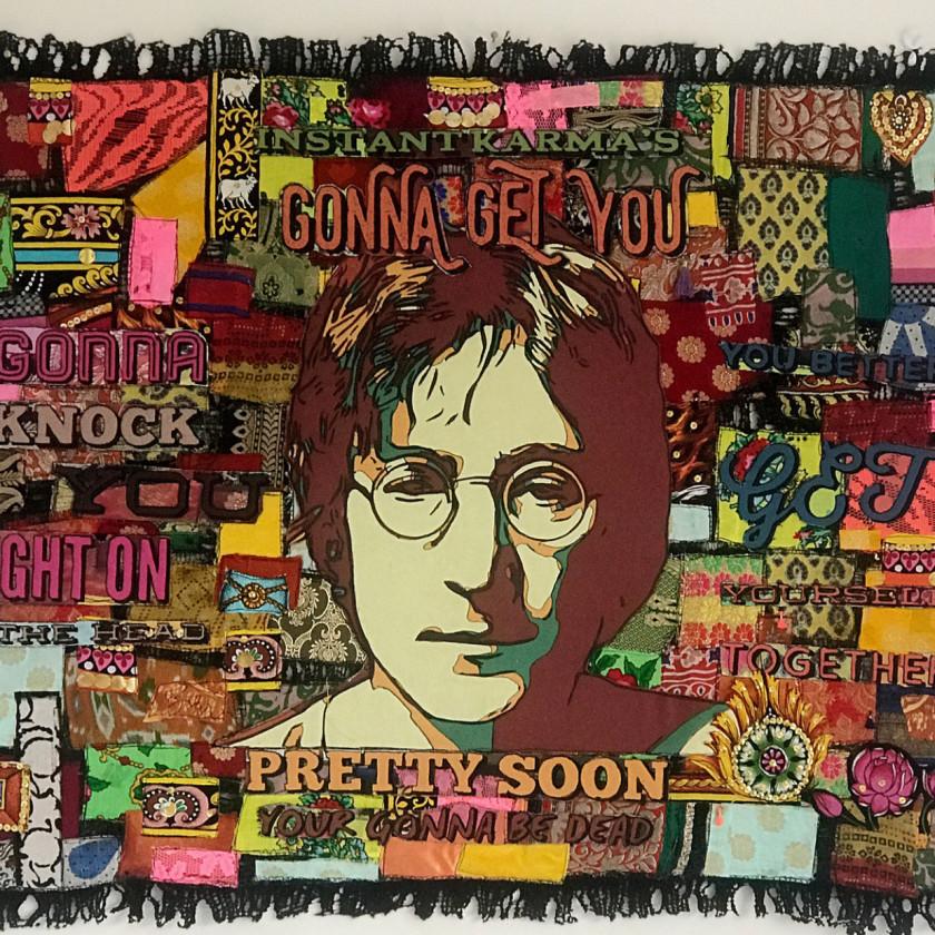 Instant Karma - John Lennon - Original, 2019