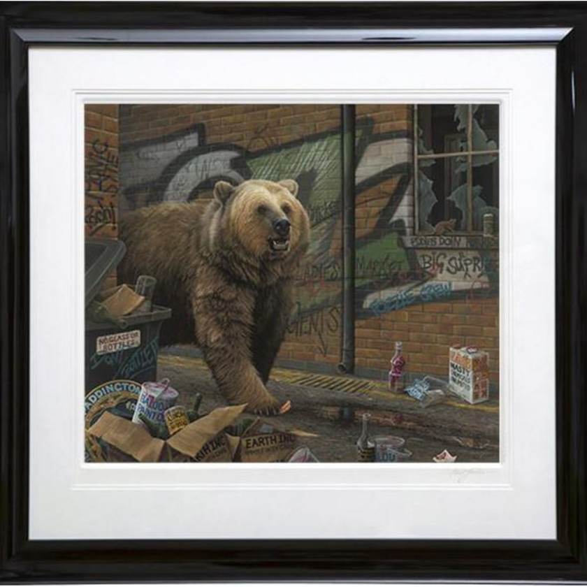 Grizzly - Paper , 2017