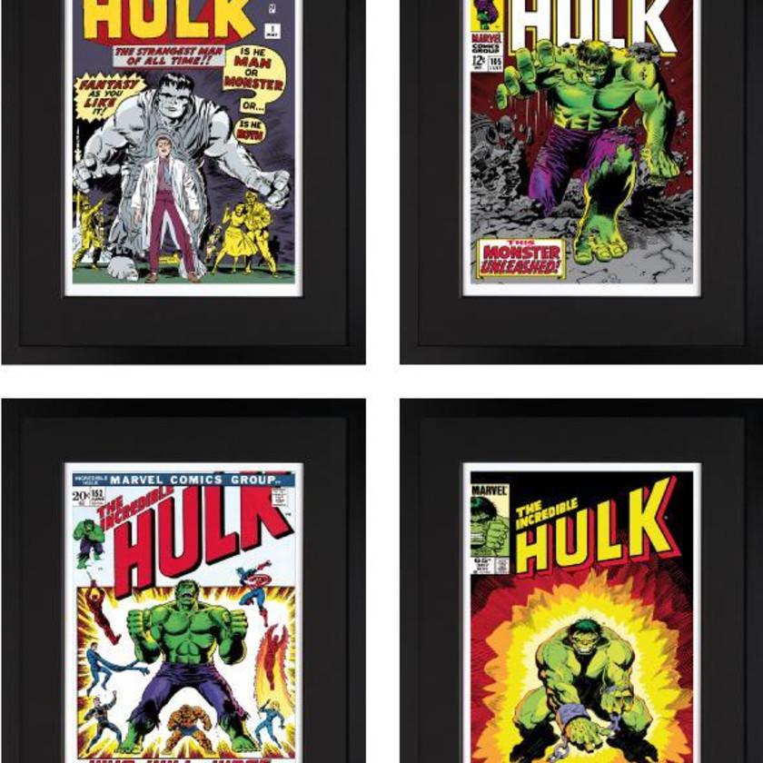 The Incredible Hulk Portfolio (Giclee on Paper) , 2013