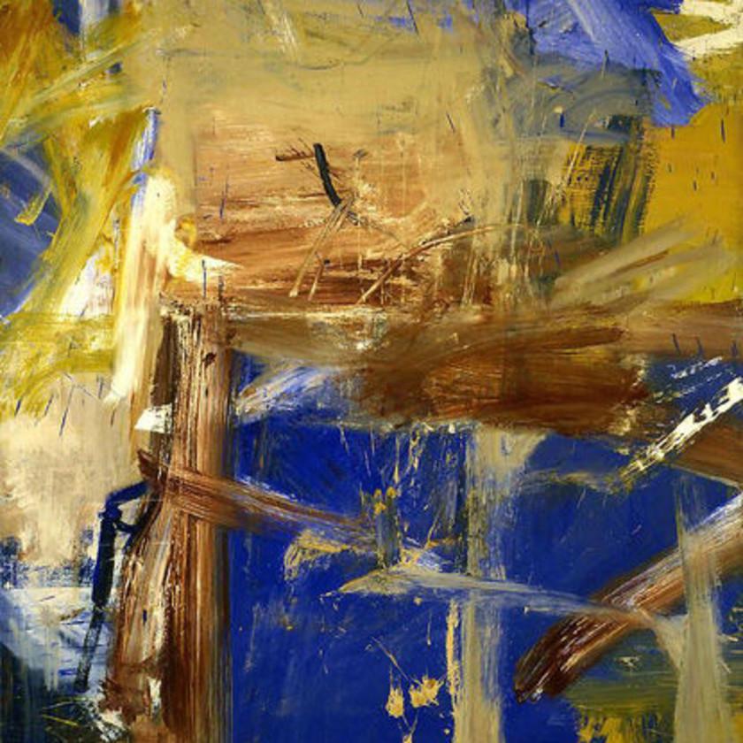 Willem de Kooning's 'Palisade, 2020