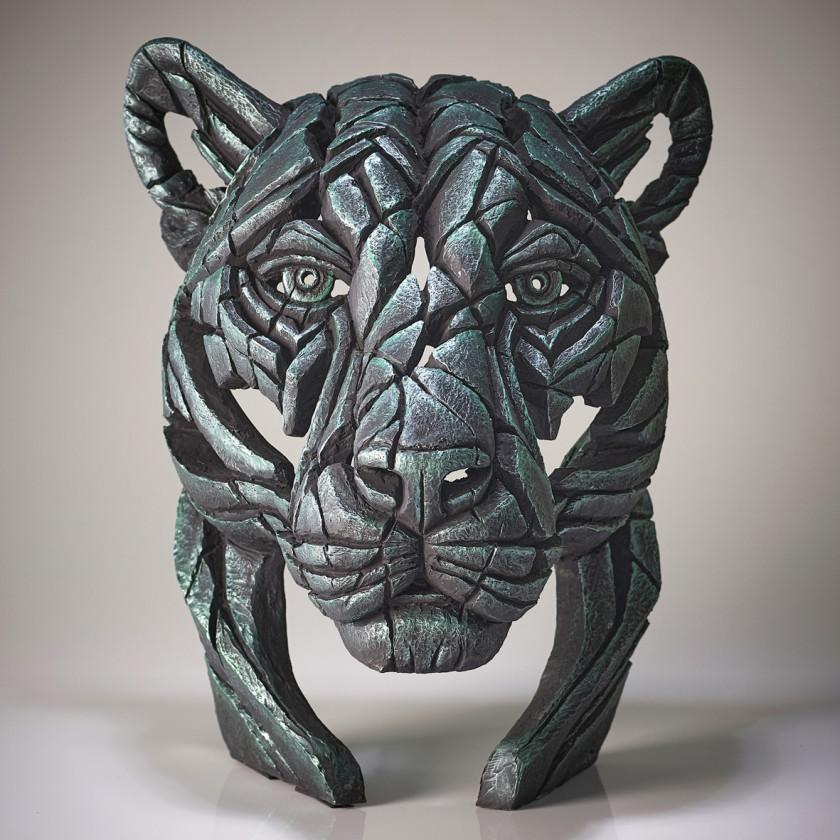 Panther Bust Green Dream (Green), 2020