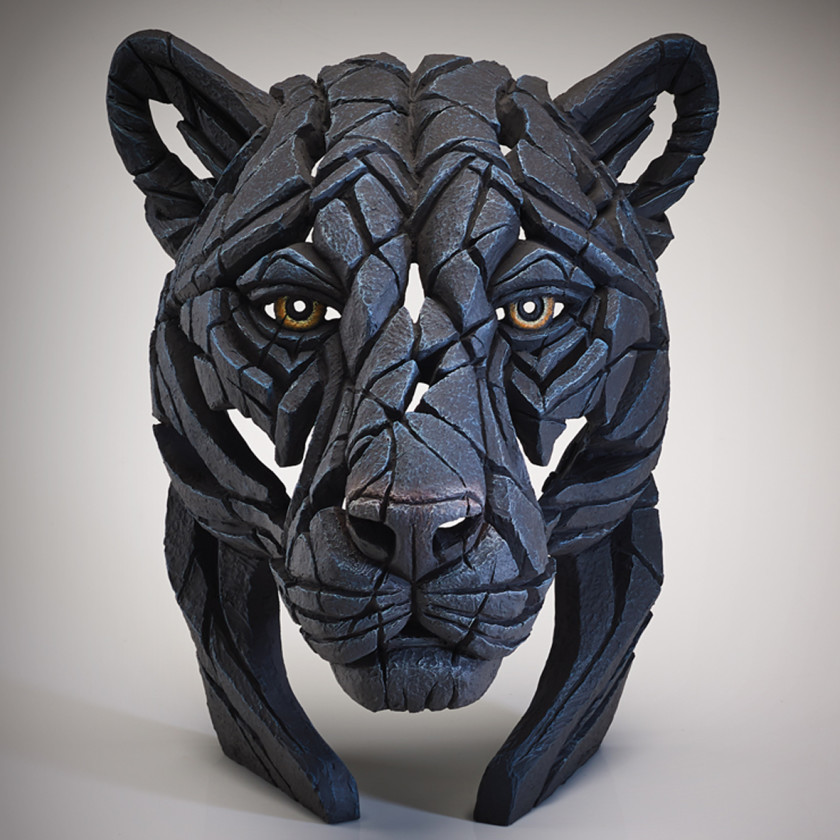 Panther Bust, 2018
