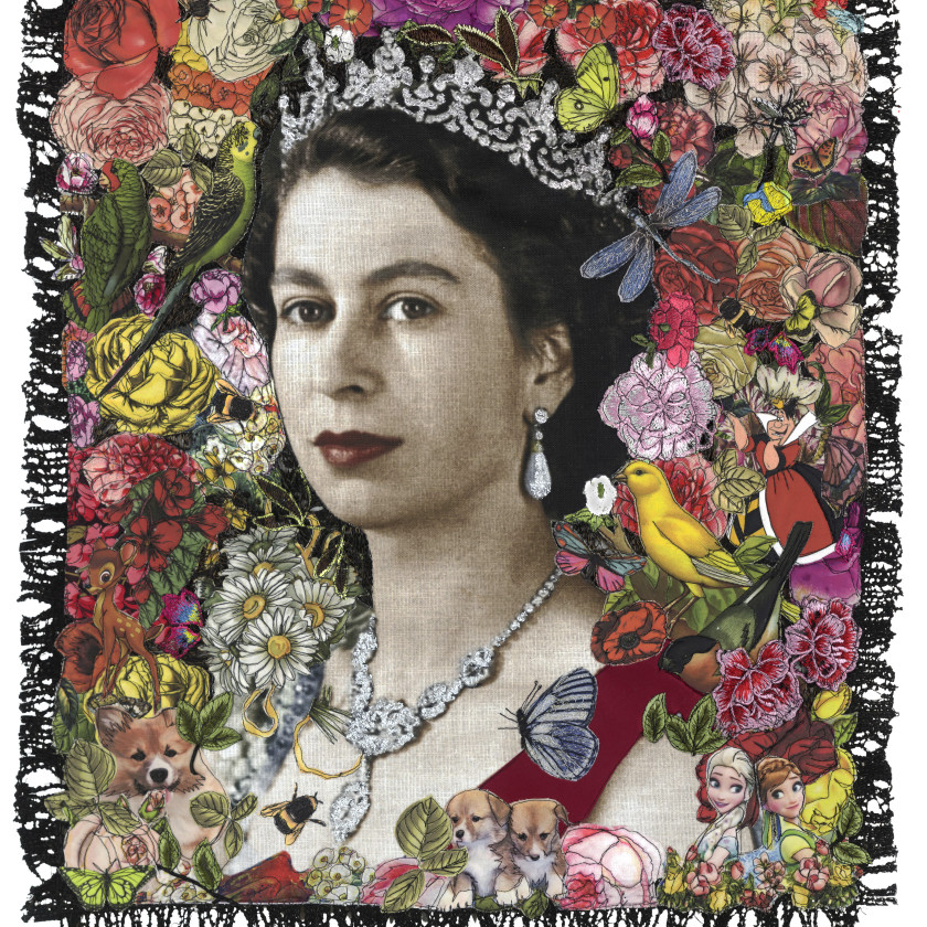 The Queen - The Birds And The Bee's - Original, 2019
