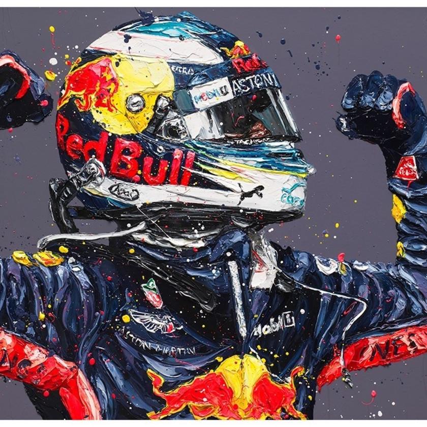 Ricciardo Retribution - Monaco '18, 2018