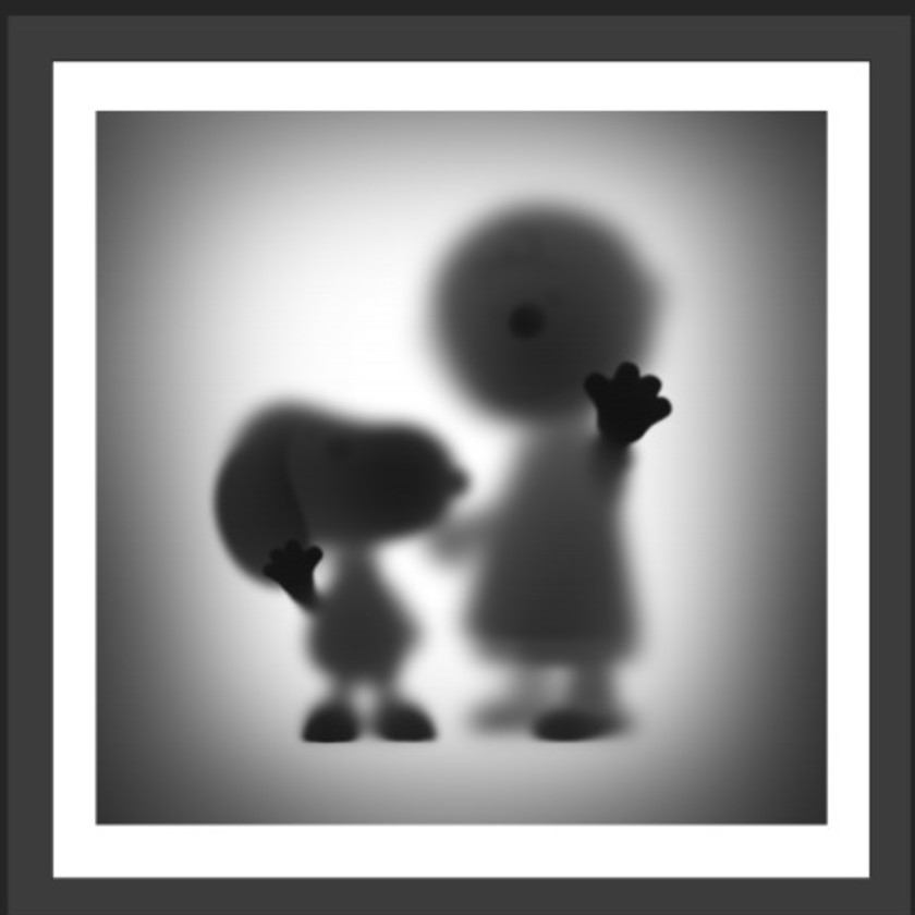 Gone Snoopy and Charlie