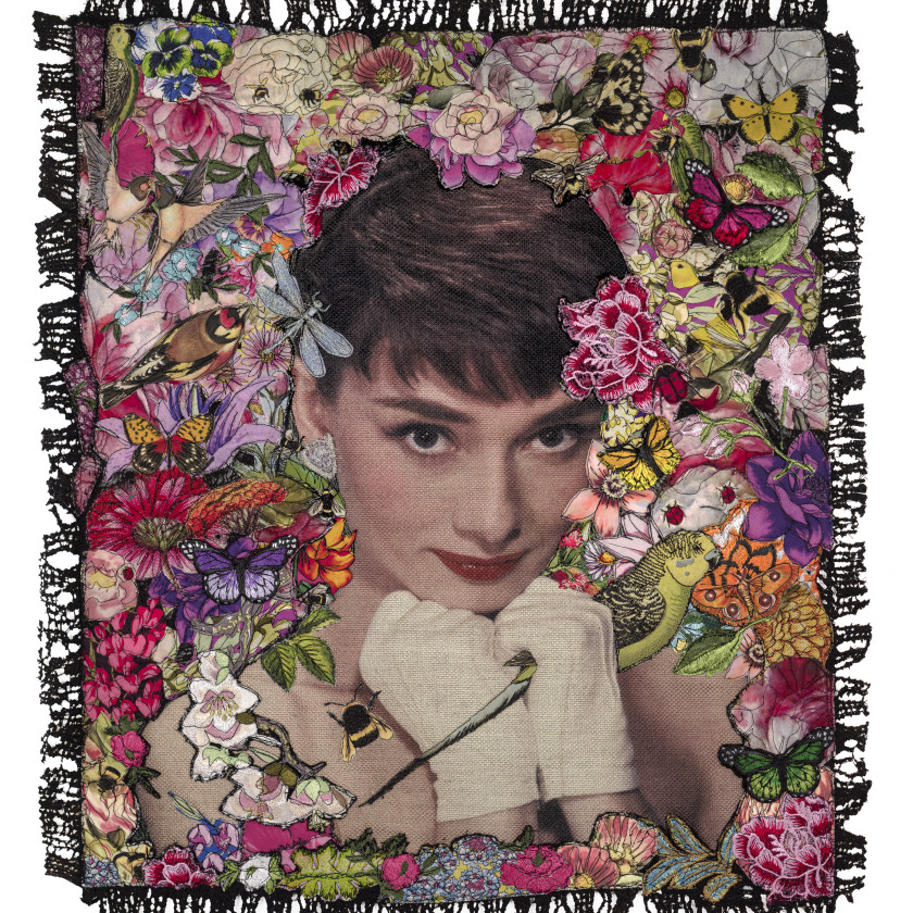 Audrey - The Birds And The Bee's - Original, 2019