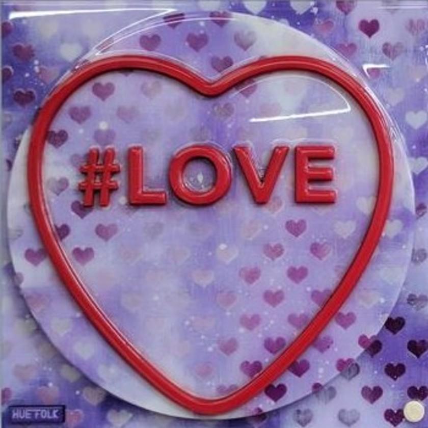 Love - Sweetart - Double Purple , 2017