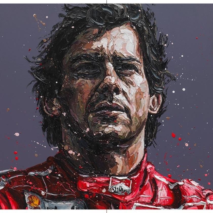Senna 24th Anniversary Commemorative, 2018