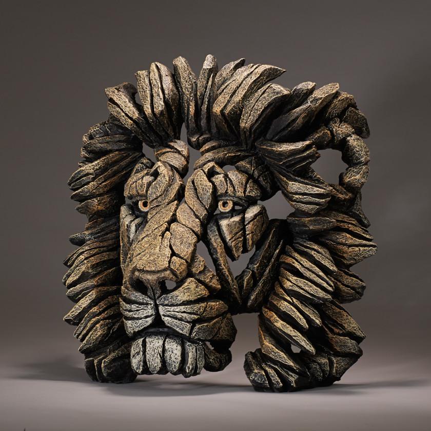 Lion Bust - Savannah, 2017