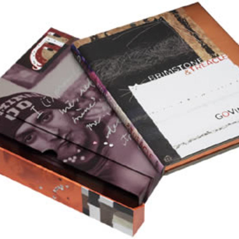 Brimstone & Treacle Book Limited Edition Book