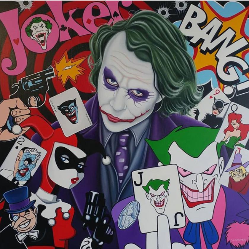 The Joker, 2019