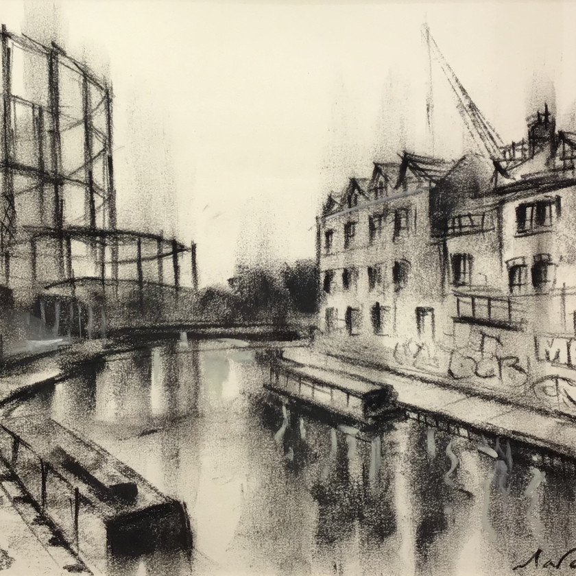 Regents Canal , 2019