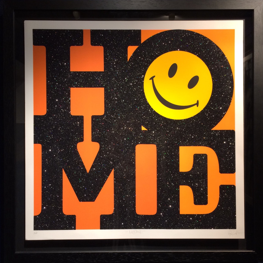 Home - Orange, 2017