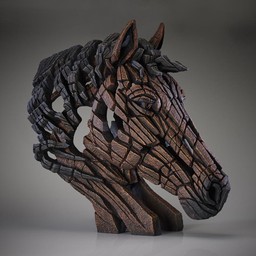 Horse Bust (Bay)