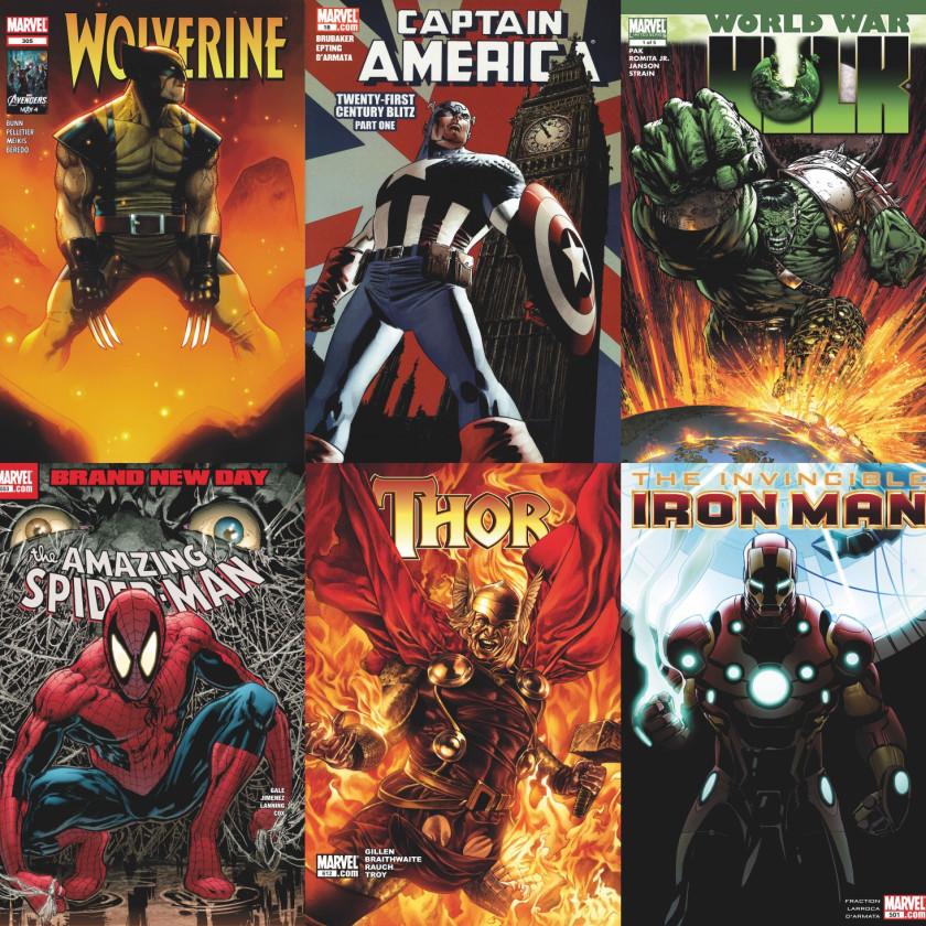 Marvel 95's Portfolio , 2019