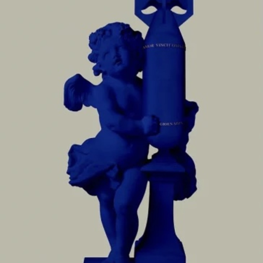 CUPID (AMOR VINCIT OMNIA) - Blue, 2020