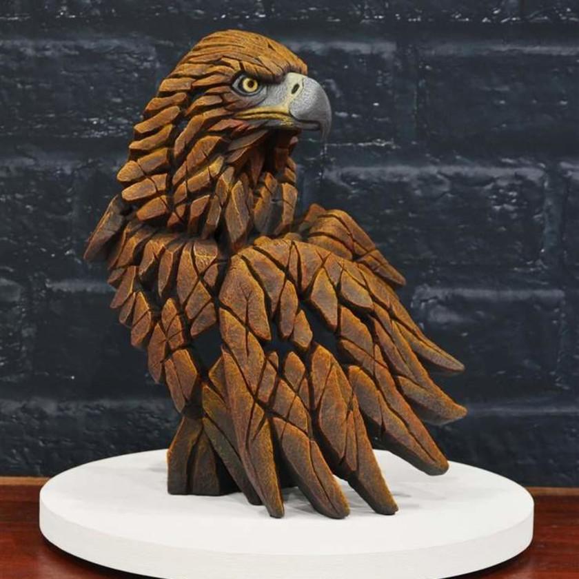 Golden Eagle Bust, 2019
