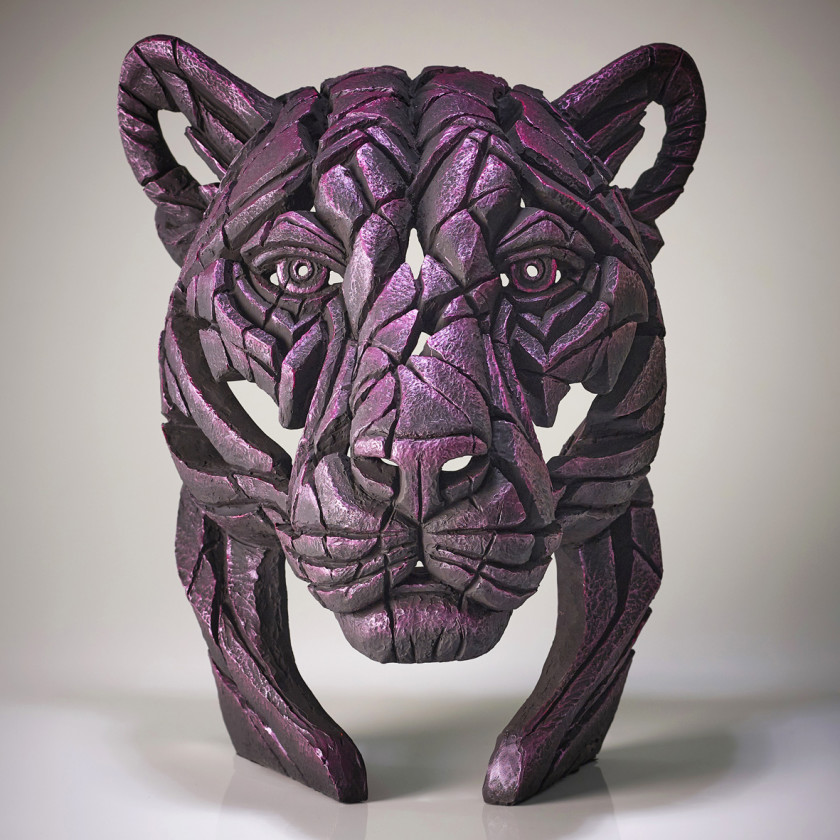 Panther Bust Rinky Dink (Pink), 2020