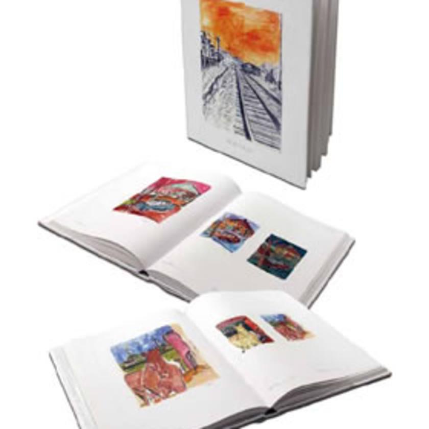 The Drawn Blank Book, 2008