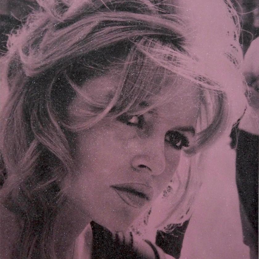 Brigitte Bardot - Blush Pink, 2018