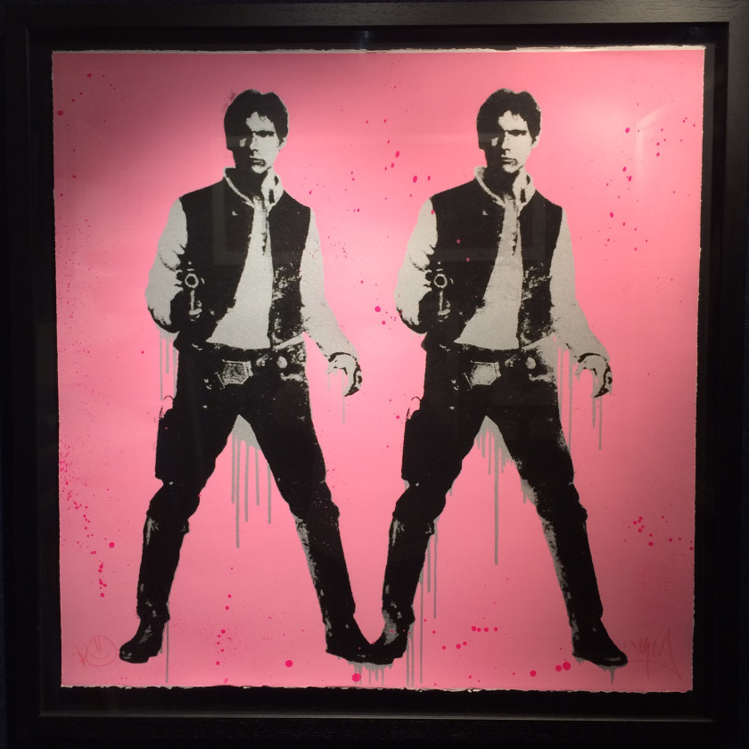 Hans Double Pink