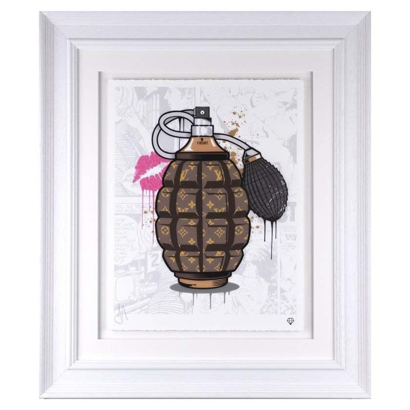 Designer Grenades - Louis Vuitton Perfume, 2020
