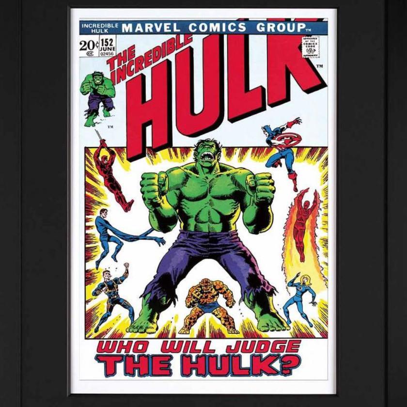 The Incredible Hulk #152 - Who Will Judge The Hulk? , 2013