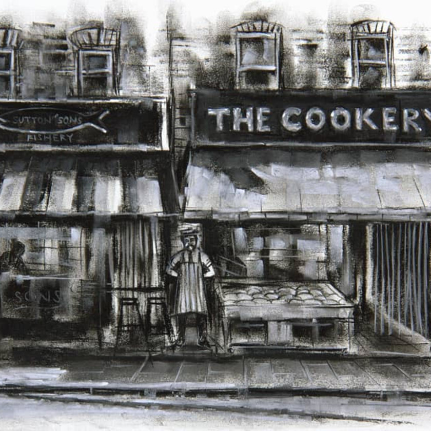 The Cookery - Hackney, 2019