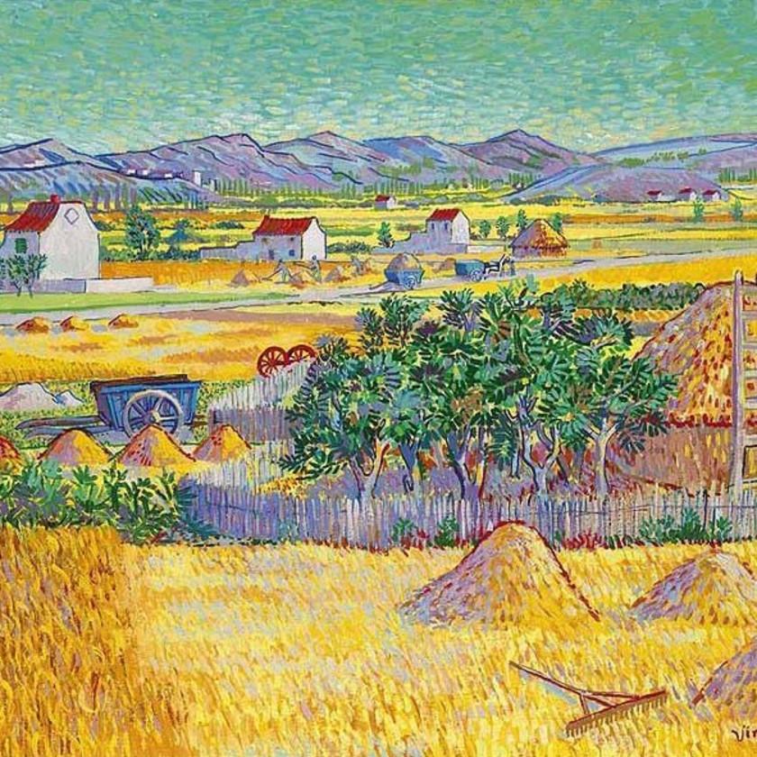 Harvest , 2008