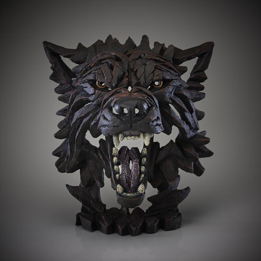 Wolf Bust Fenrir