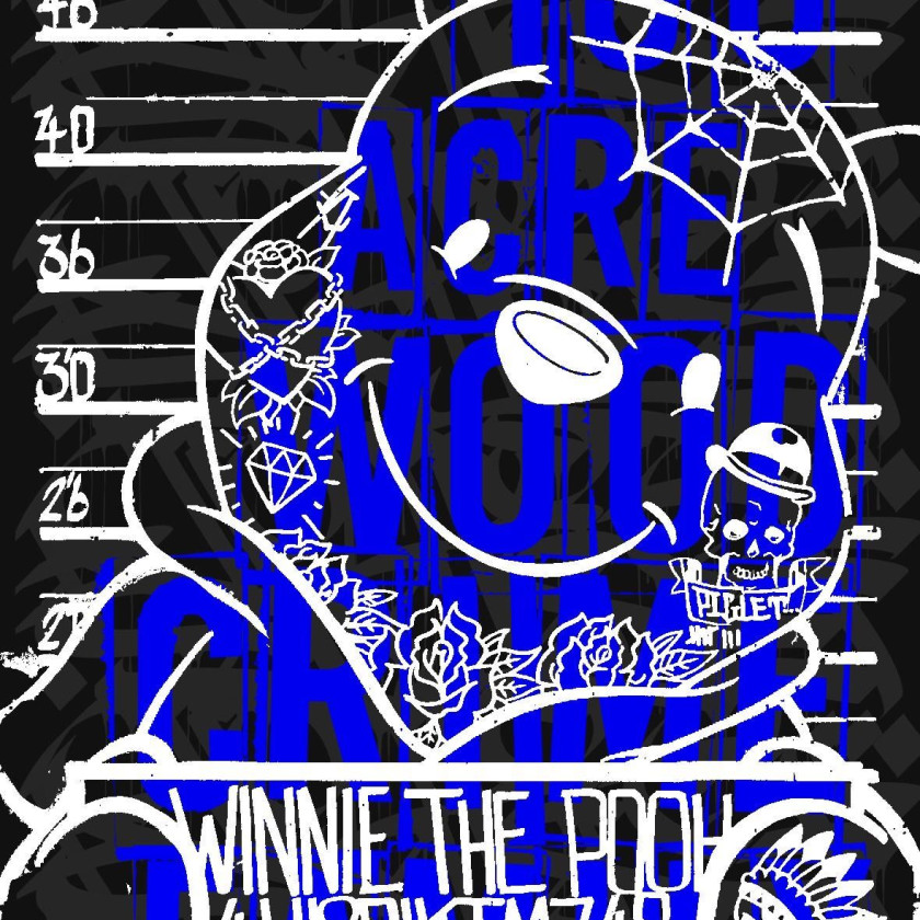 Winnie The Poo - Substance Abuse, 2020