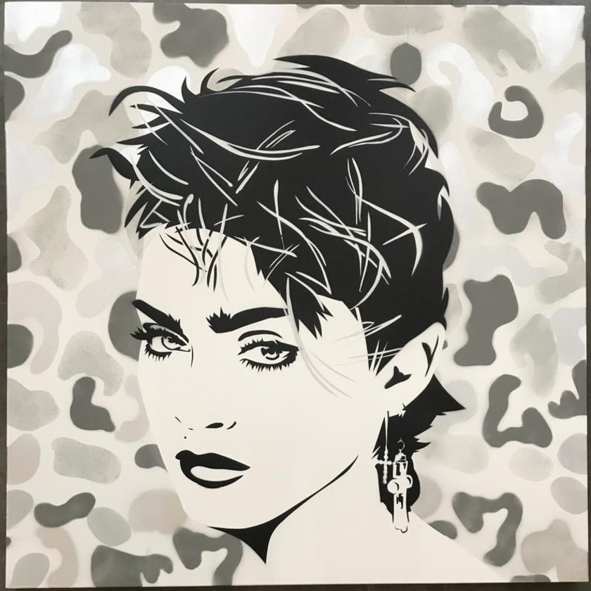 Camo Madonna, 2020