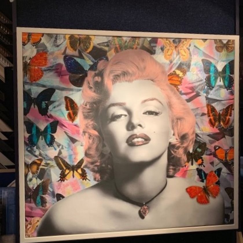 Marilyn The Beauty Within - Original, 2019